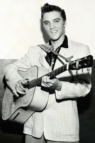 Elvis's early years